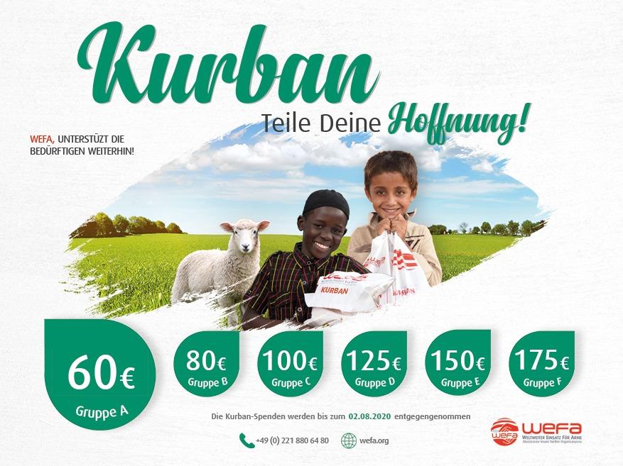 Wefa Kurban 2020