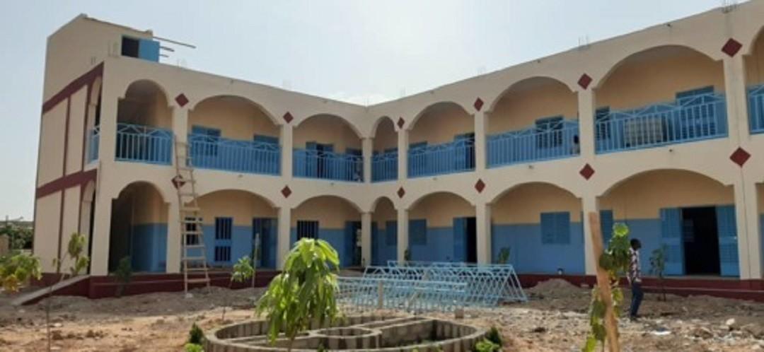 Burkina Faso yardım