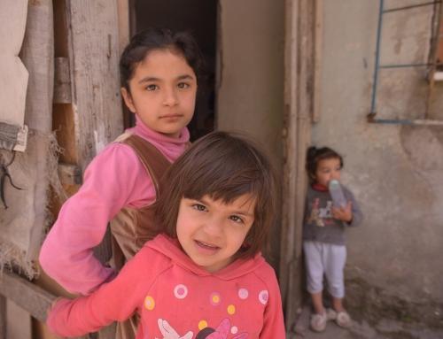 Türkiye'deki İhtiyaç Sahiplerine WEFA'dan Kurban Yardımı