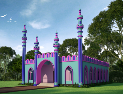 WEFA, Bangladeş'te Cami İnşa Ediyor