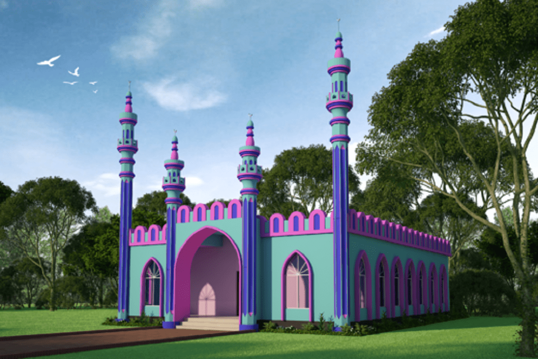 Hayata geçirdiği kalıcı eserlerle insanların hayatlarını güzelleştiren WEFA Uluslararası İnsani Yardım Organizasyonu Bangladeş'te cami inşa ediyor.