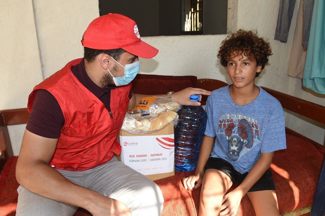 WEFA, Lübnan'ın Yaralarını Sarmaya Devam Ediyor