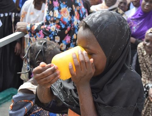WEFA'dan Afrika'ya 6 Musluklu Şadırvanlı Su Kuyusu