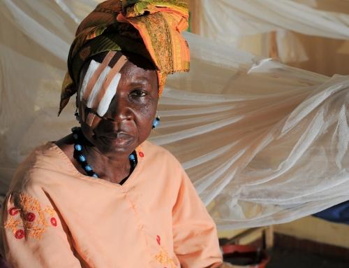 Der Welttag des Sehens –blinden Menschen helfen
