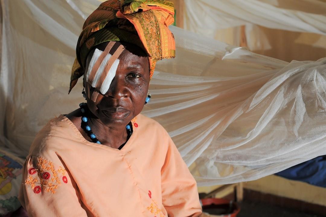Welttag des Sehens - blinden Menschen helfen