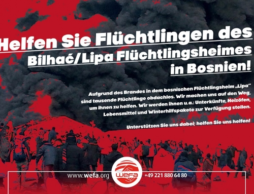 Bosnien-Herzegowina: Helfen Sie uns helfen!