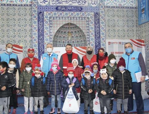 Winterhilfe für Hilfsbedürftige in Kayseri