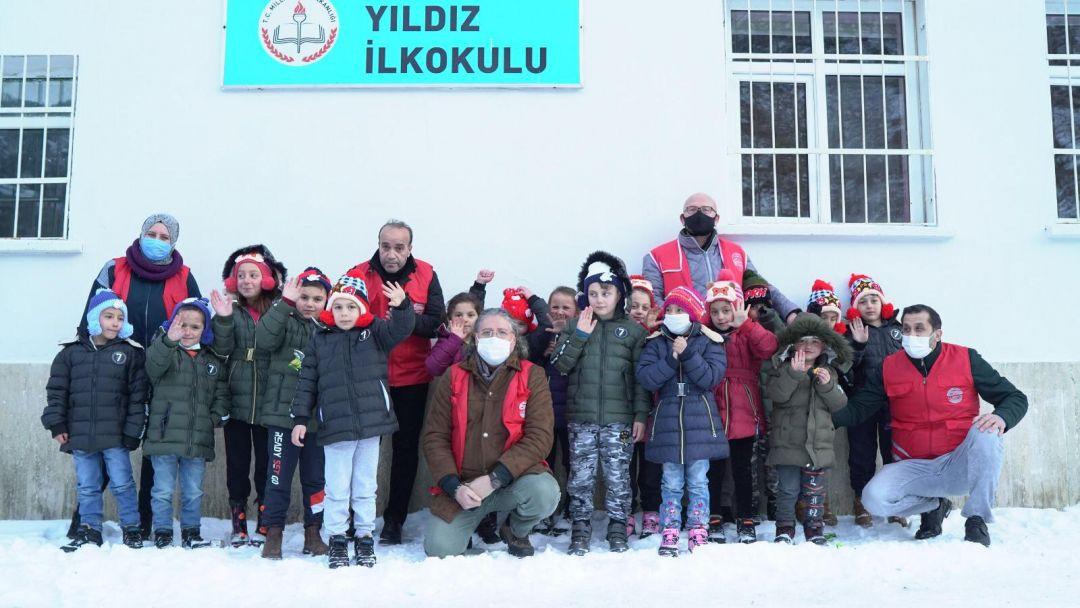Türkiye Kış Yardımları