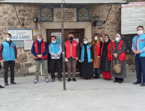 Winterhilfe in Afyonkarahisar