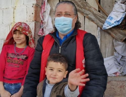 Winterhilfe in Tokat