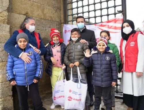 Winterhilfe in Edirne