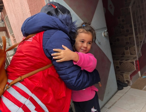 Bir Yardım Çalışmasının Ardından… Gönüllü İzlenimleri