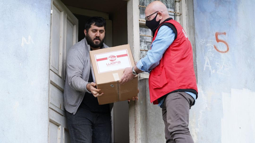 Türkiye ramazan yardımı