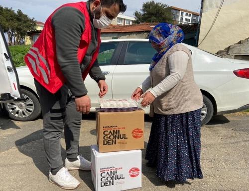 Ramadan-Kampagne 2021: Wir helfen in der Türkei!