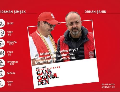 2021 Ramazan: Arnavutluk'a Gidiyoruz!
